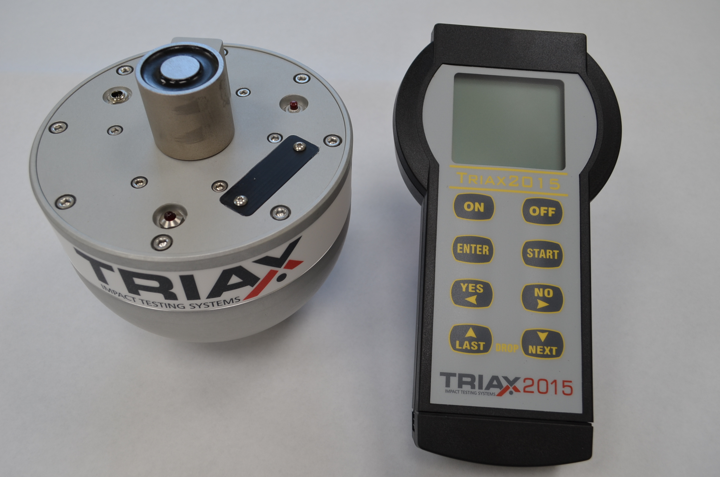 TRIAX 2015 Dangų bandymai !